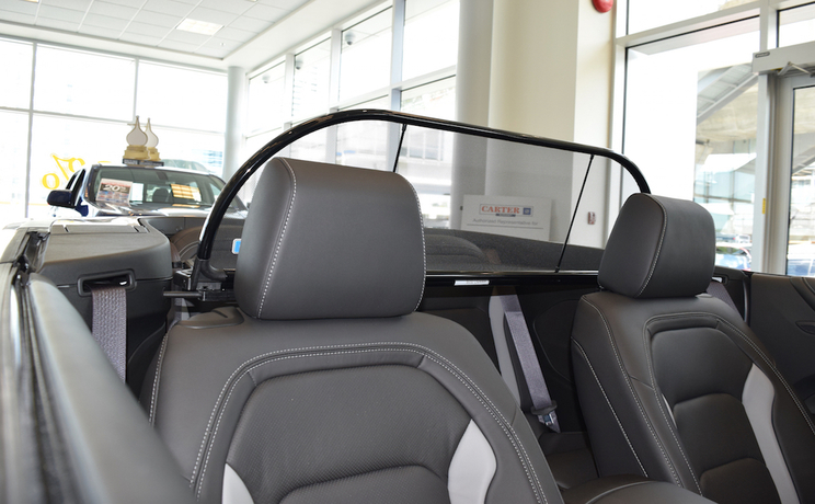 Chevrolet Camaro 2016 A 2020 Convertible Coupe Vent