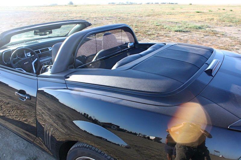 Chevrolet camaro 2011 a 2015 convertible avec light bar de install coupe vent chevrolet camaro 2011 a 2015 convertible aloadofball Image collections