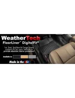 Weathertech Tapis Et Protecteur Pour Plancher Coffre Espace De